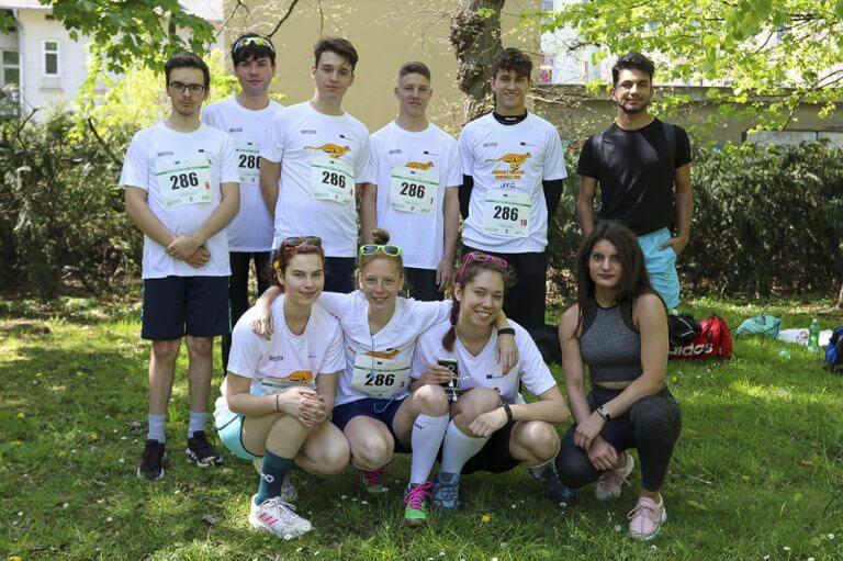 Juniorský maraton RunCzech (2)