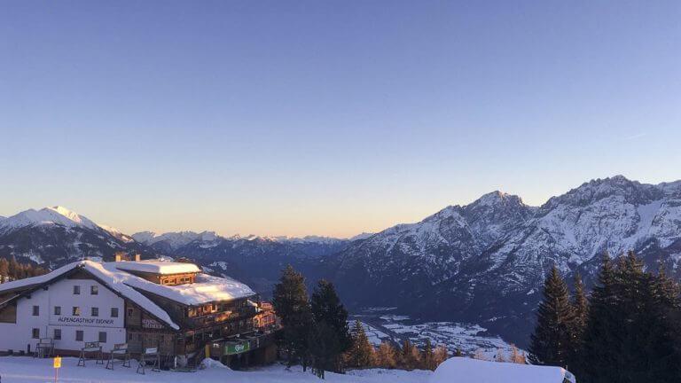 Lyžařský výcvik Alpy (3)