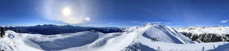 Lyžařský výcvik Alpy (6)